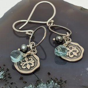Silpada Dangle Earrings